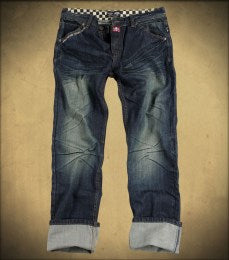 Rusty Pistons Winslow Race Jeans