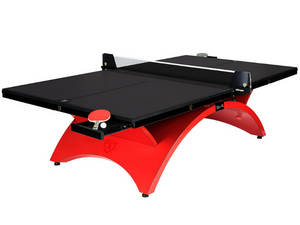 Killerspin Revolution SVR Rosso Indoor Table Tennis