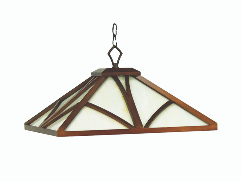 "RAM Game Room Chateau 17"" Pendant Light"