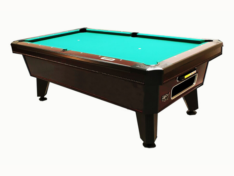 Valley Top Cat 8' Pool Table HKAJM