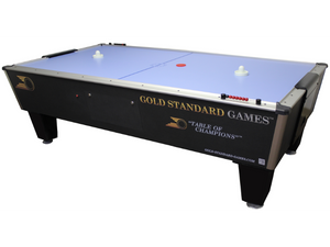 Gold Standard Games Tournament Ice 7' Air Hockey Table