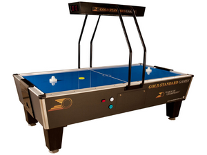 Gold Standard Games Tournament Pro Elite 8' Air Hockey Table
