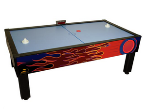 Gold Standard Games Home Pro Elite Arcade Style Air Hockey Table