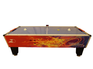 Gold Standard Games Gold Pro 8' Air Hockey Table