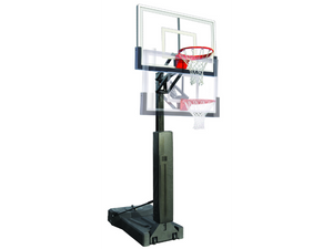 First Team OmniChamp Portable Basketball Goal