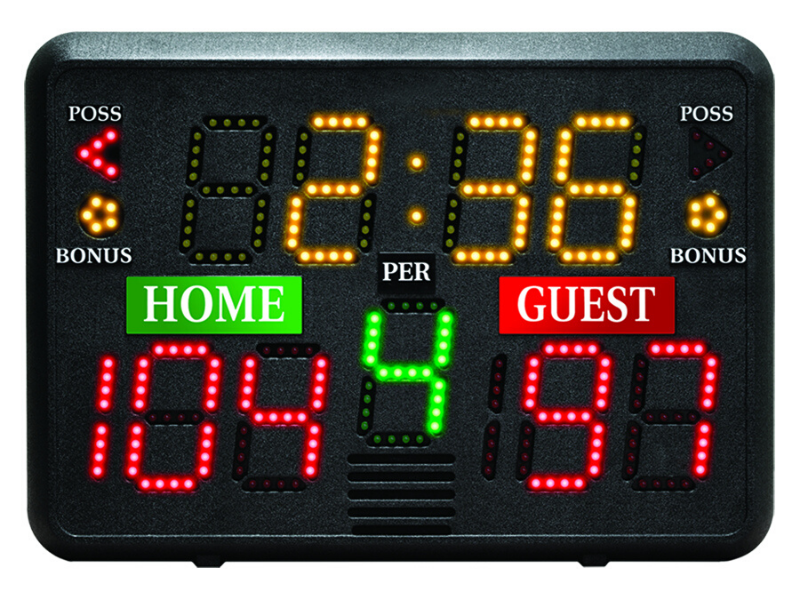 First Team FT805 Portable Tabletop Scoreboard
