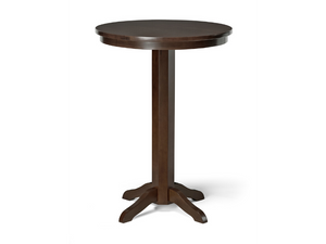 Brunswick Billiards Traditional Pub Table & Backless Stools