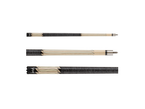 Viper - Sinister Series Cue with White Stripe Design
