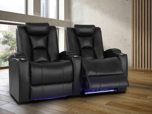 Valencia Budapest Home Theater Seating