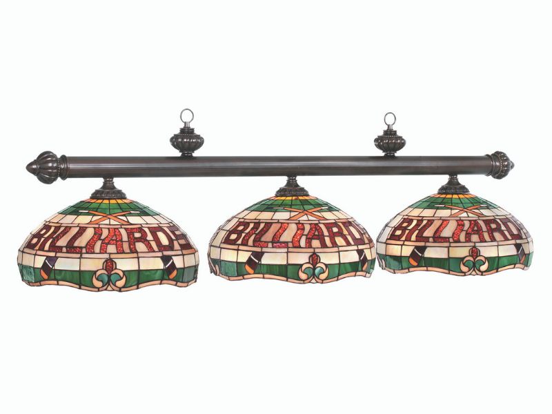 "RAM Game Room 56"" 3 Shade Billiard Lamp"