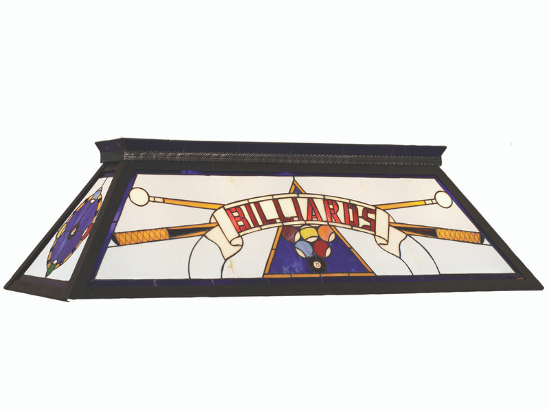 RAM Game Room Billiards KD Billiard Table Light