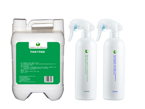 Negative ion reduction solution set 7000ML