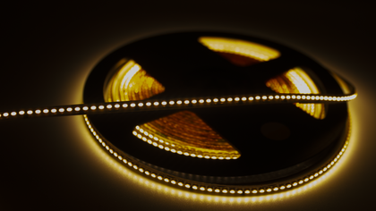 4MM High Density LED Strip - Per Meter