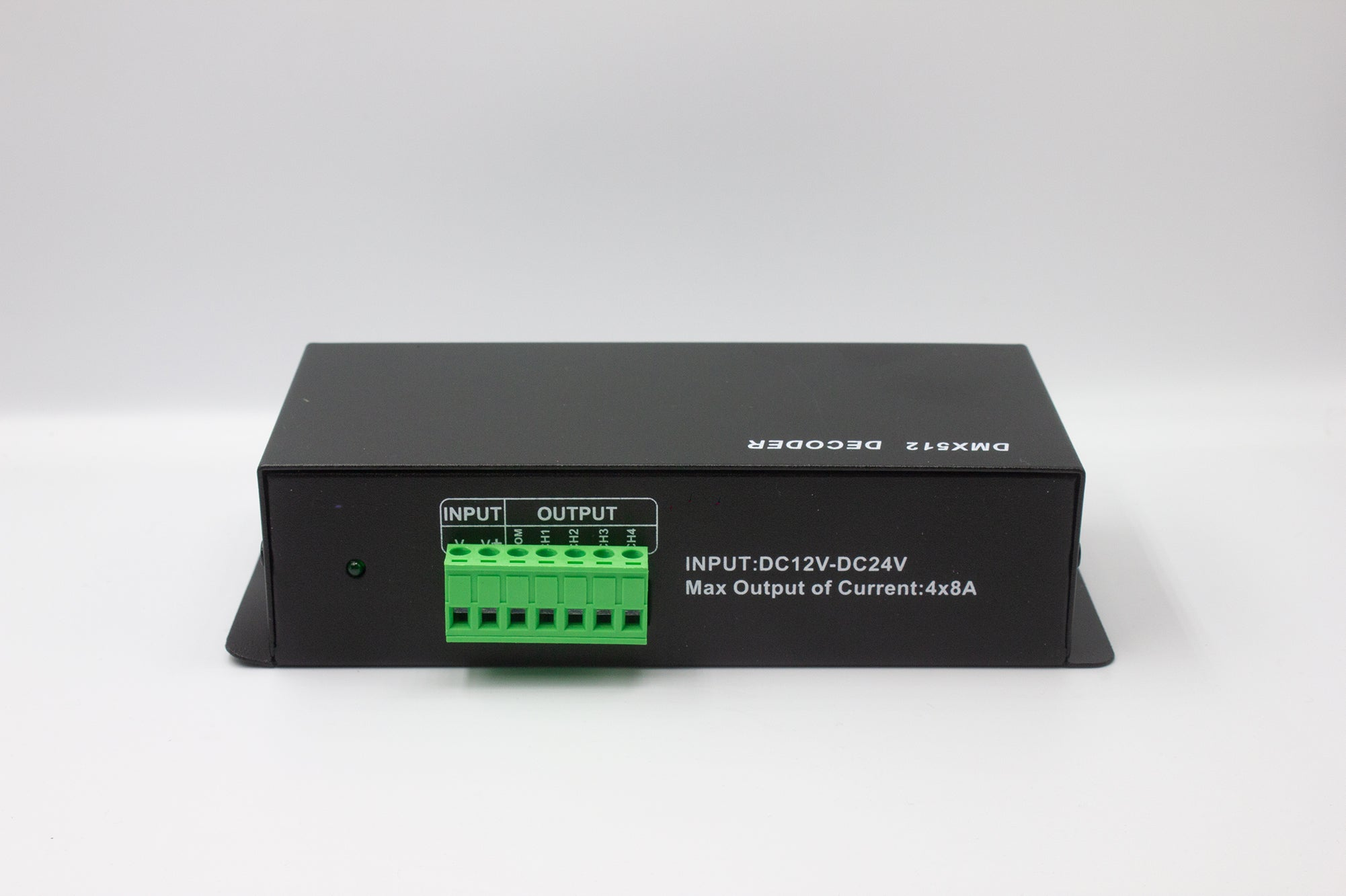 4 Channel DMX LED Controller (12-24v DC Input)