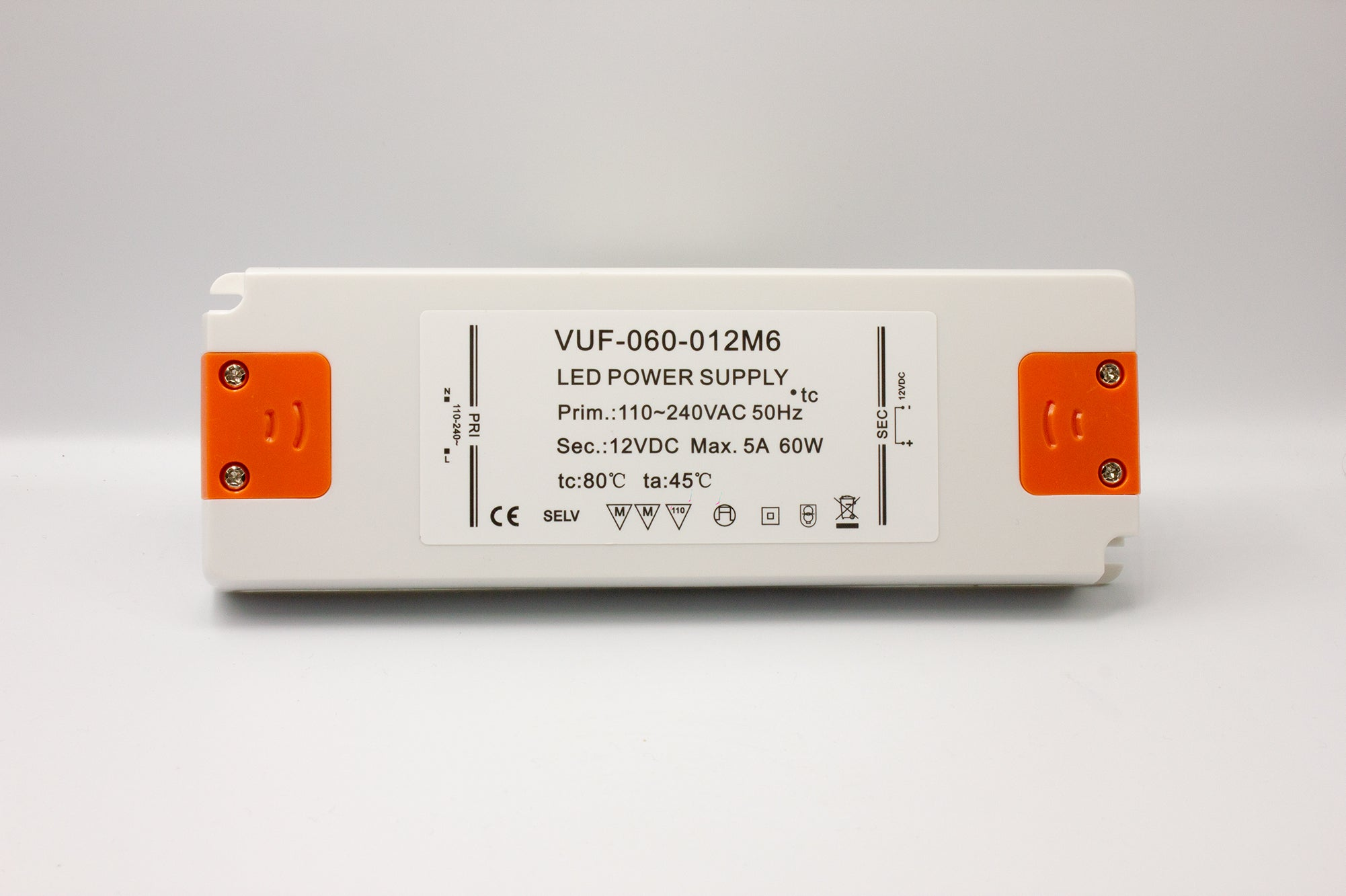 Non-Dimmable 60W LED Driver