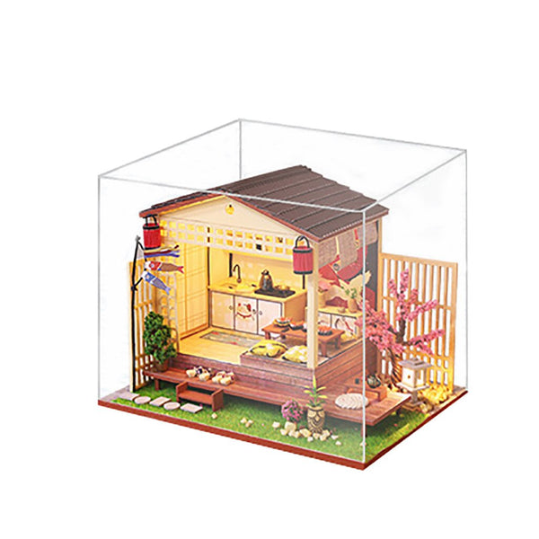3D Puzzle Collection: DOLLY DREAM HOUSE with LED's (Dark)