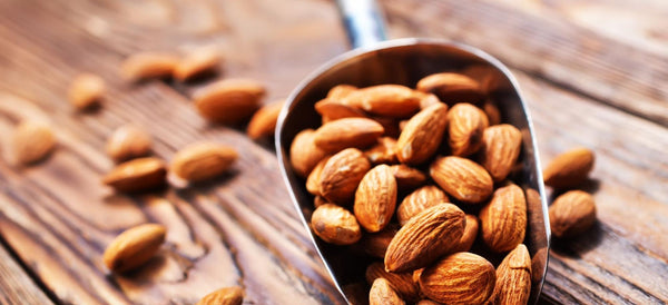 Almonds - Low-Carb Diet: A Full List of Low-Carb Foods