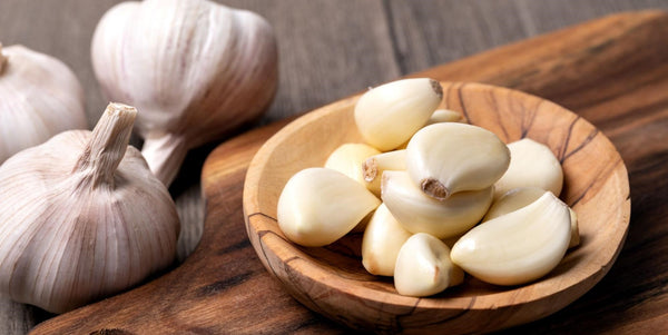 Garlic- Low-Carb Diet: A Full List of Low-Carb Foods