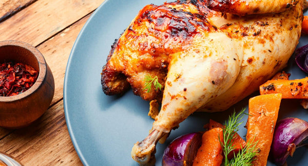 Poultry - Low-Carb Diet: A Full List of Low-Carb Foods