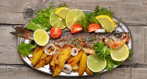 Fish - Low-Carb Diet: A Full List of Low-Carb Foods
