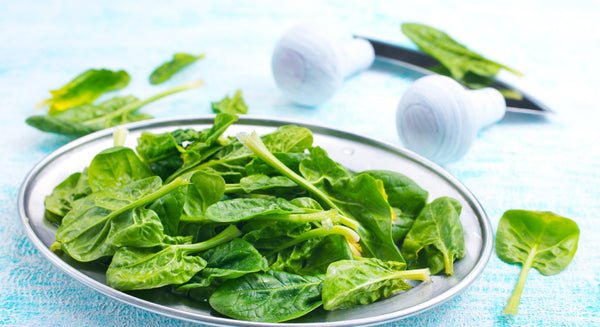 Spinach - Low-Carb Diet: A Full List of Low-Carb Foods