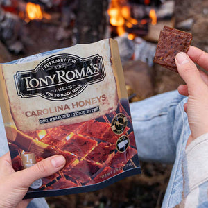 Tony Roma's Carolina Honeys BBQ Pork Meat Snacks