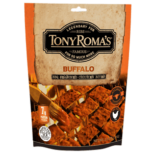 Tony Roma's Buffalo BBQ Seasoned Chicken Bites