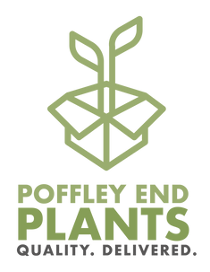 Poffley End Plants Logo
