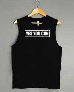 Tank Top - YES YOU CAN