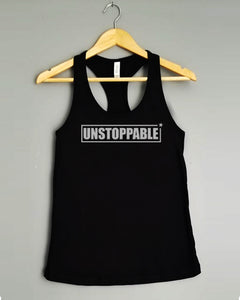 Racerback Tank Top - UNSTOPPABLE