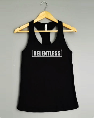 Racerback Tank Top - RELENTLESS