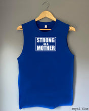 Load image into Gallery viewer, Tank Top - STRONG AS A MOTHER