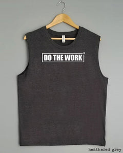 Tank Top - DO THE WORK