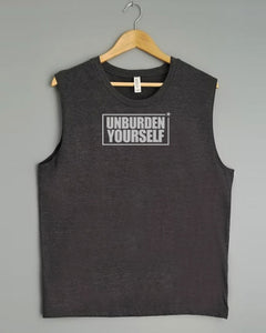 Tank Top - UNBURDEN YOURSELF
