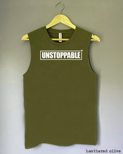 Tank Top - UNSTOPPABLE