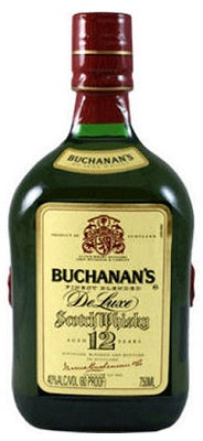 Buchanan's - 12 year Scotch Whisky