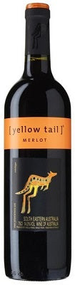 YELLOW TAIL MERLOT 750