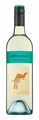 YELLOW TAIL MOSCATO 750