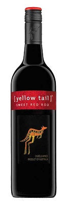 YELLOW TAIL JAMMY RED ROO 750M