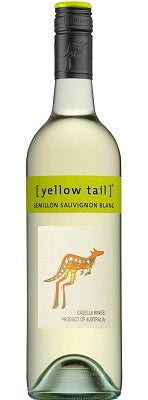 YELLOW TAIL SAUV BLANC 750