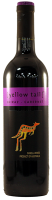 YELLOW TAIL CABERNET 750