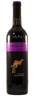 YELLOW TAIL SHIRAZ/CAB 750
