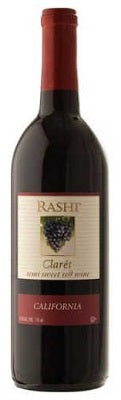 RASHI SWEET RED CLARET