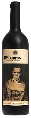 19 Crimes - Cabernet Sauvignon