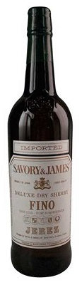 SAVORY & JAMES FINO SHERRY 750