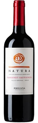 Natura by Emiliana - Cabernet Sauvignon Central Valley