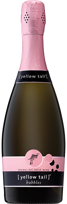 YELLOW TAIL BUBBLES ROSE 750