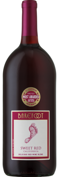 BAREFOOT SWEET RED