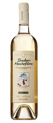 BOUTARI MOSCHOFILERO WHITE