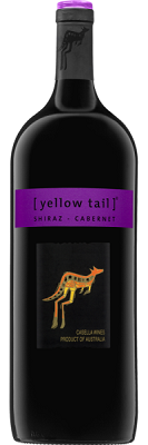 YELLOW TAIL SHIRAZ/CAB